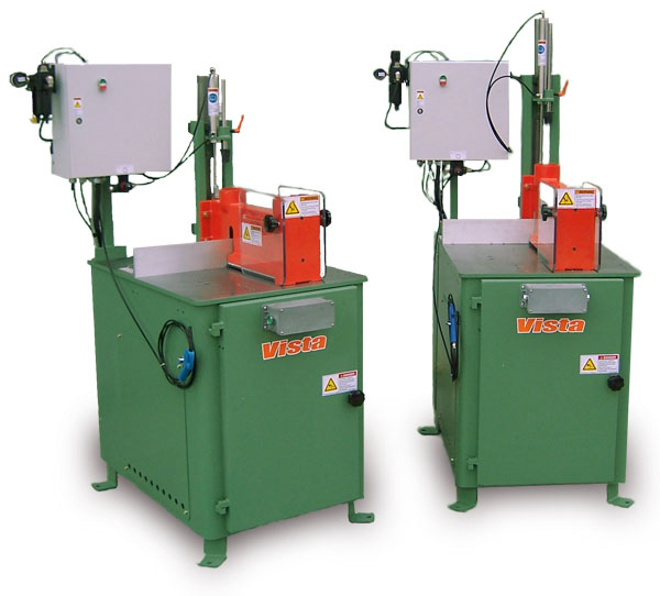 S-20 & S-24 Straight Cut Up-Cut Saw